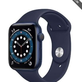 Apple Watch Series 6 (GPS) 44mm Blue Aluminum Case