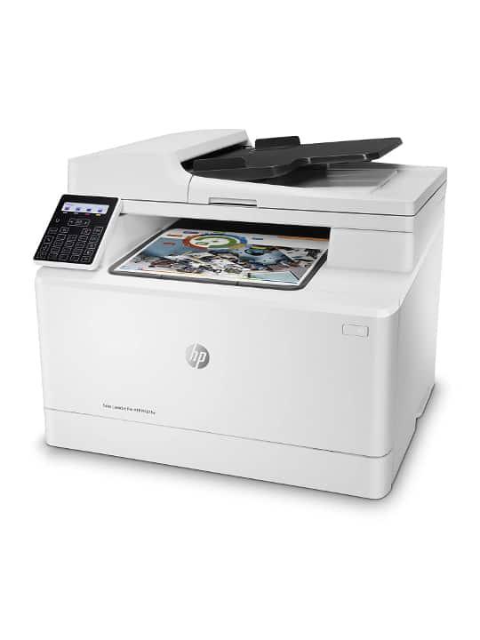 HP Color Laserjet Pro 256MB RAM MFP Printer