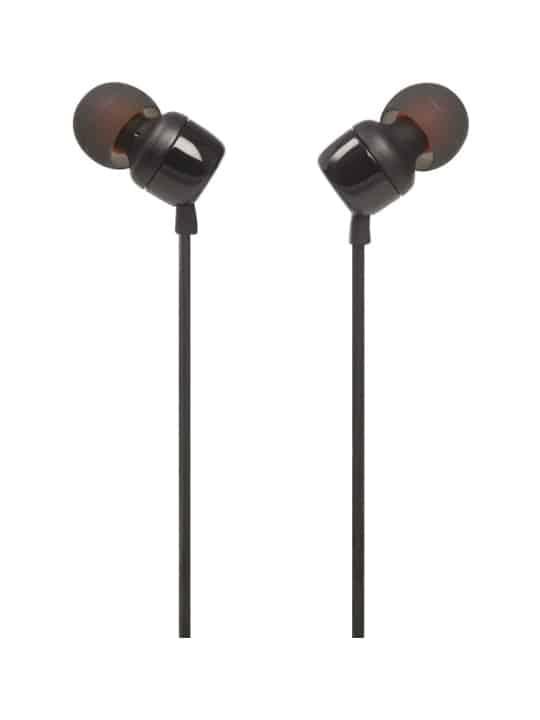 JBL T110 Wired In-Ear Headphones